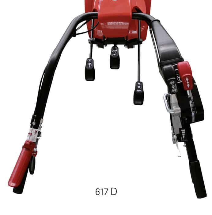 Slåmaskin 617D_styre