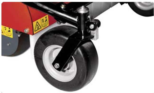 Beitepusser-hjul