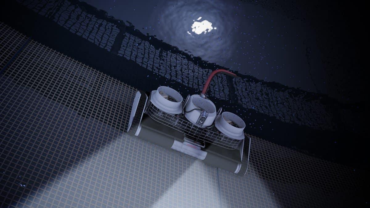 Notvasker notvask net cleaning