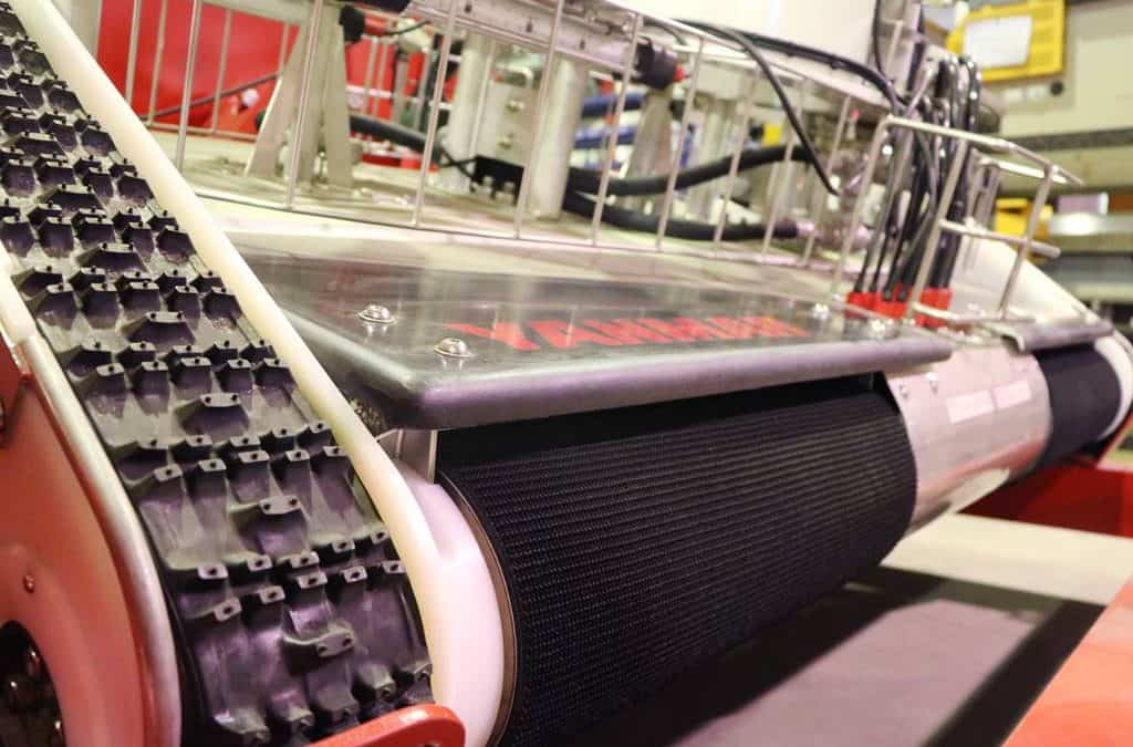 4 reasons why net cleaning is safe with Yanmar belts