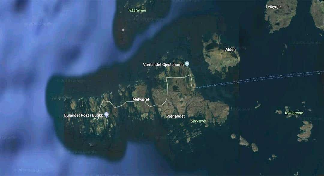 Reservekraft til øysamfunn og postsmoltanlegg