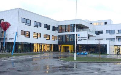 Trygg nødstrøm til Øygarden lokalmedisinske senter