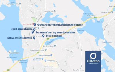 5 strømaggregat til Fjell kommune