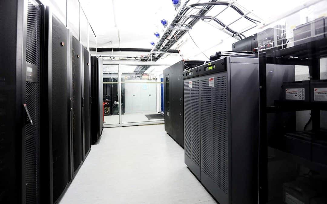 Nødstrøm til datasenter