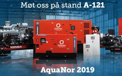 Møt oss på Aqua Nor!