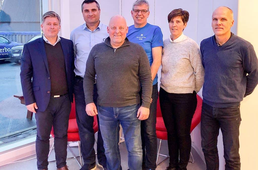 Østerbø Maskin kjøper Meland Elektro