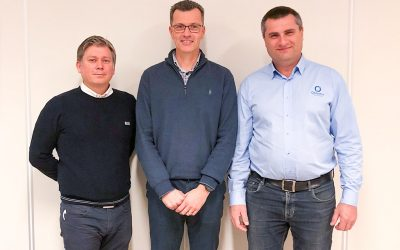 Richard Cornell ny administrerande direktør i Østerbø Maskin AS