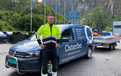 Ny produksjonsleiar på Østerbø