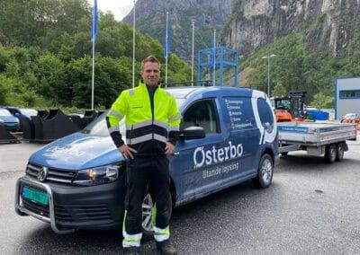 Mathijs van der Veldt - Østerbø Maskin