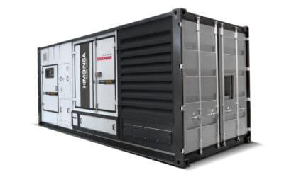 1 MW strømaggregat – lågast drivstoff-forbruk