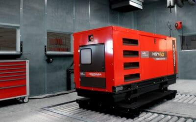 HS – nye modulbaserte strømaggregat