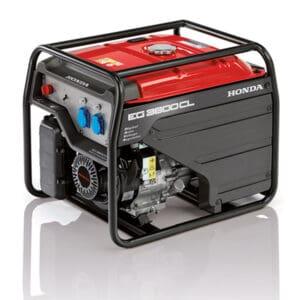 Honda strømaggregat eg3600