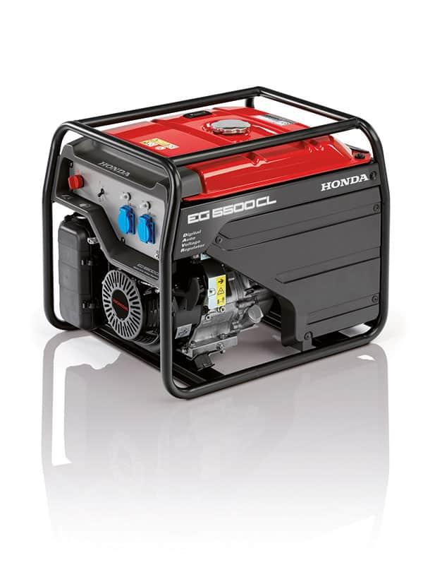 Honda strømaggregat eg5500
