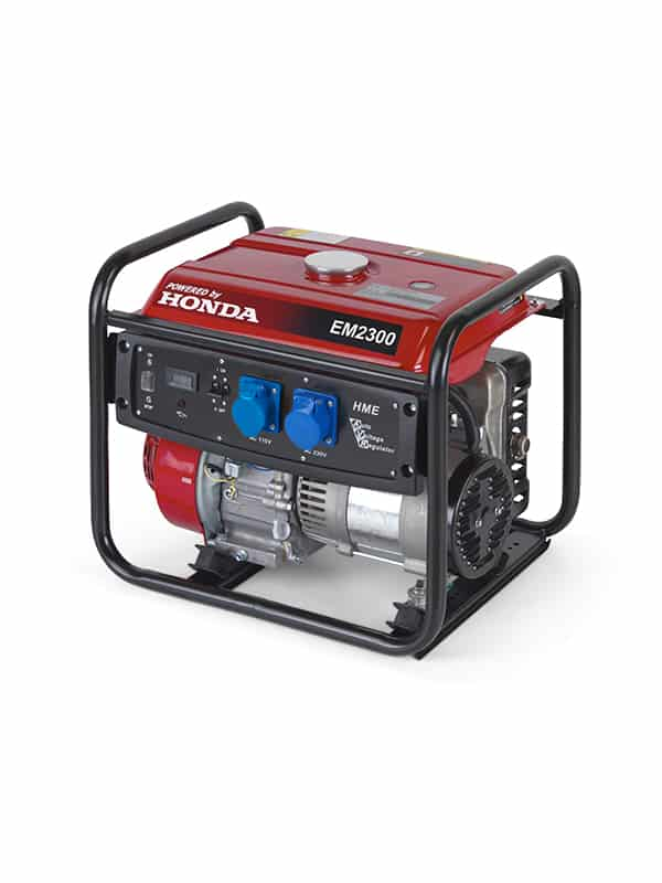 Honda strømaggregat em2300