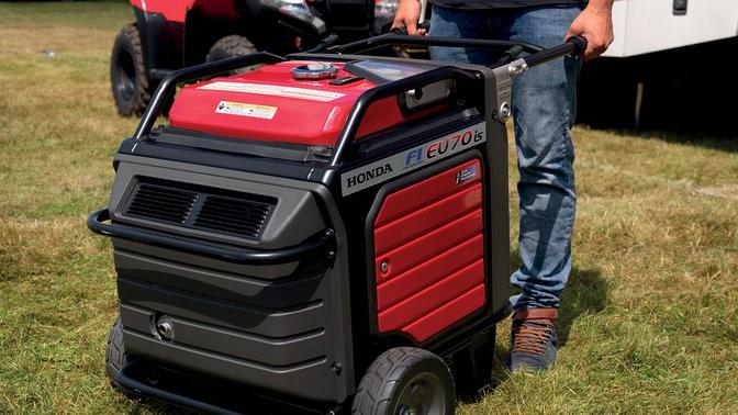 Honda strømaggregat 70is