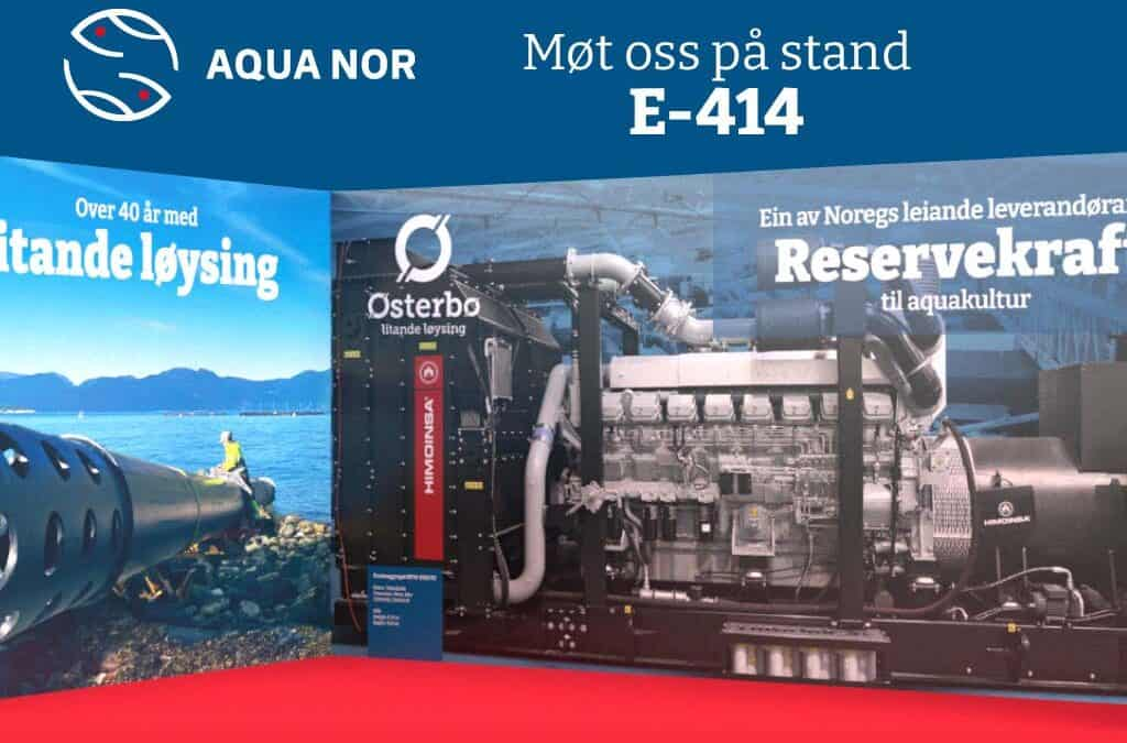 Aquanor stand E-414