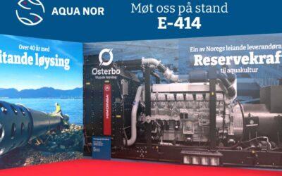 Møt oss på Aqua Nor 2021